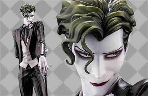 寿屋推出美男子系列DC小丑限量版1/7手办