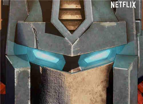 Netflix《变形金刚:赛博坦之战 围城》将于7月30日上映