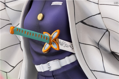 青岛社推出Funny Knights《鬼灭之刃》蝴蝶忍1/7手办 模玩 第7张