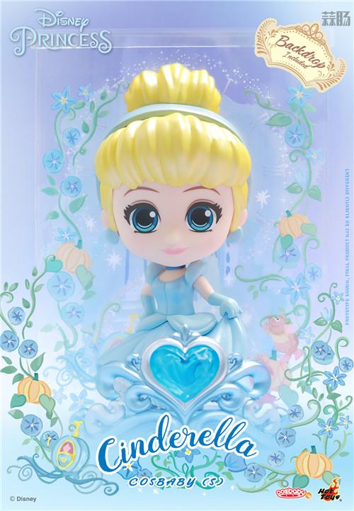 Hot Toys推出《迪士尼公主》COSBABY迷你珍藏人偶 模玩 第6张