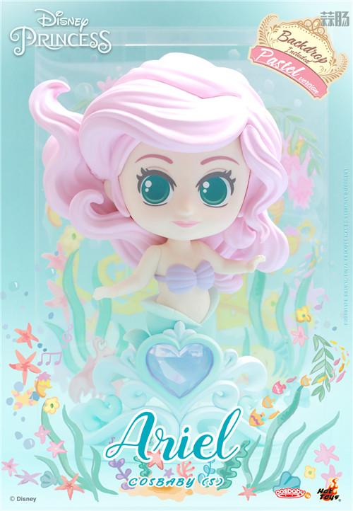 Hot Toys推出《迪士尼公主》COSBABY迷你珍藏人偶 模玩 第8张
