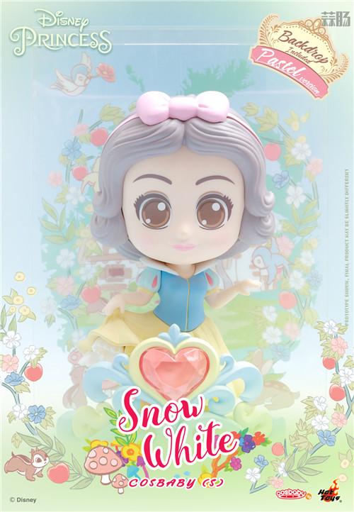 Hot Toys推出《迪士尼公主》COSBABY迷你珍藏人偶 模玩 第13张