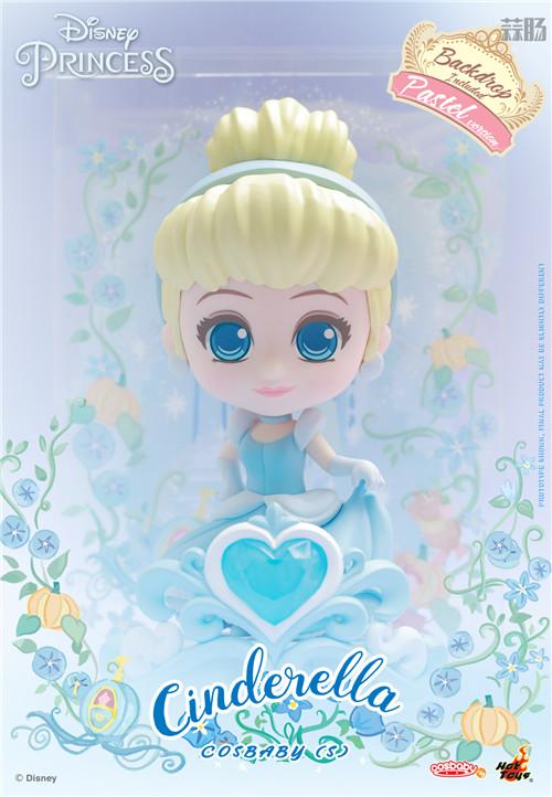 Hot Toys推出《迪士尼公主》COSBABY迷你珍藏人偶 模玩 第12张