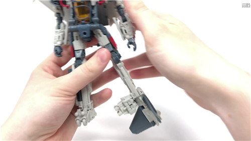 变形金刚工作室系列SS-65闪电实物图公开 并非白头 变形金刚 第8张