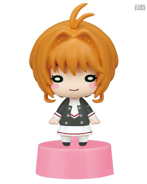 Takara Tomy Arts推出《魔卡少女樱:透明卡篇》扭蛋 模玩 第2张