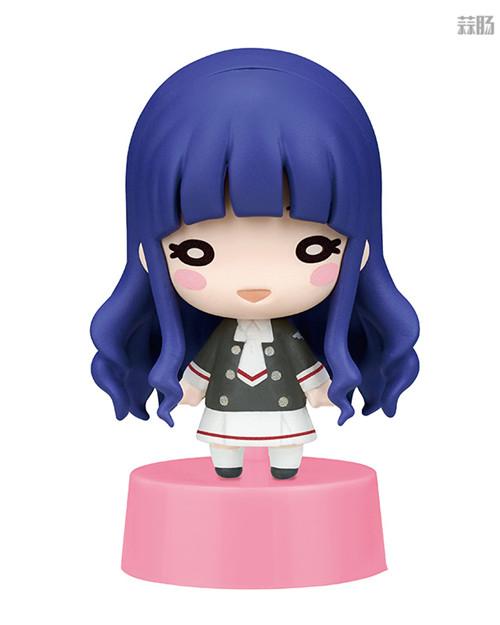 Takara Tomy Arts推出《魔卡少女樱:透明卡篇》扭蛋 模玩 第3张