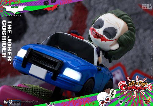 Hot Toys 2020年全新系列CosRider电动摇摇车珍藏品诞生 模玩 第10张