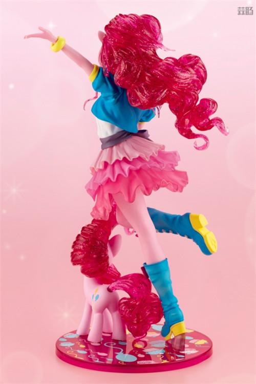 寿屋推出美少女系列《小马宝莉》萍琪派限量版 发色大变样 模玩 第4张