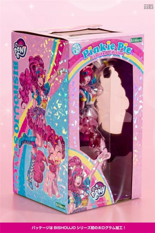 寿屋推出美少女系列《小马宝莉》萍琪派限量版 发色大变样 模玩 第8张