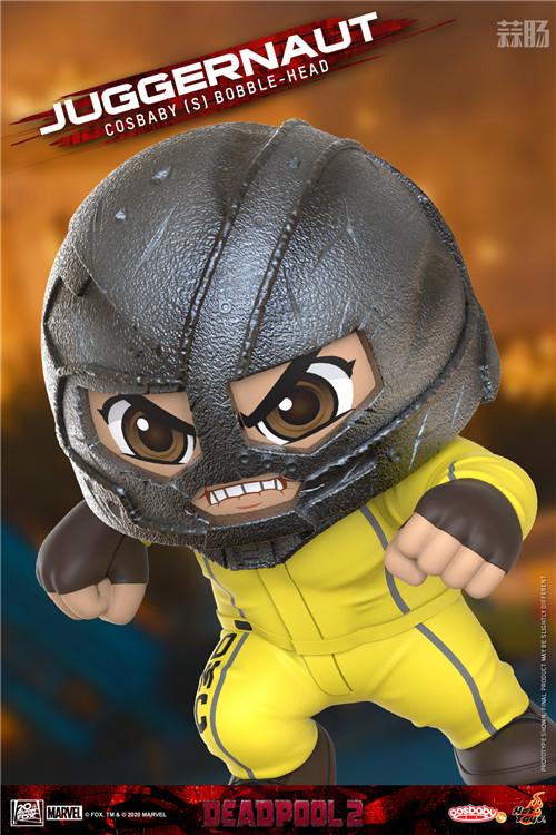 Hot Toys将推出《死侍2》COSBABY系列 红坦克 电索 死侍 死侍2 X战警 漫威 HotToys HT 模玩  第6张