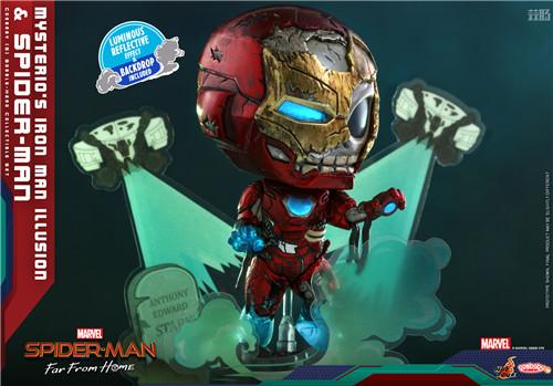Hot Toys推出《雷神3》《蜘蛛侠:英雄远征》COSBABY迷你人偶 模玩 第6张