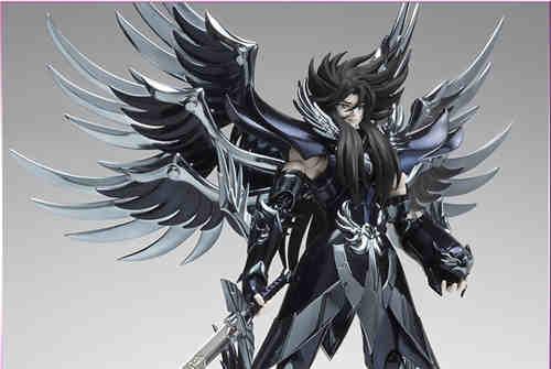 万代公开圣衣神话EX冥王哈迪斯