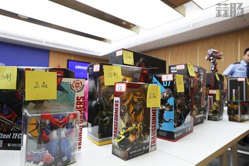 上海公安成功侦破侵犯变形金刚玩具品牌著作权案 威将的陨落 擎天柱 威将 孩之宝 变形金刚  第3张