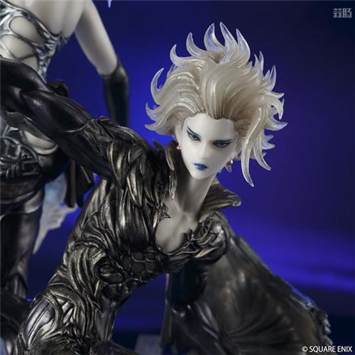 史克威尔艾尼克斯推出《最终幻想14》欧米茄三形态手办 模玩 第2张