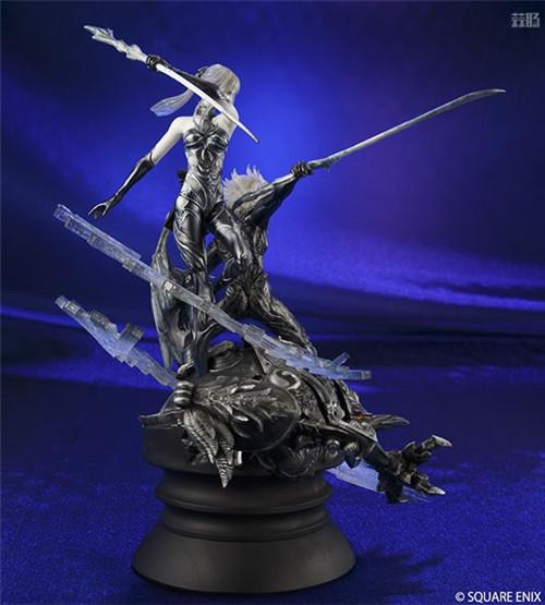 史克威尔艾尼克斯推出《最终幻想14》欧米茄三形态手办 模玩 第6张