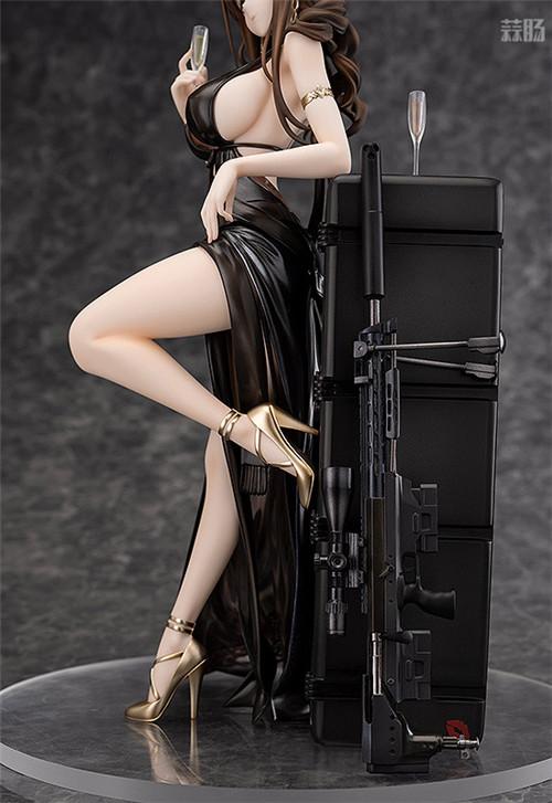 Wonderful Works推出《少女前线》Gd DSR-50最高出价版1/7手办 模玩 第6张