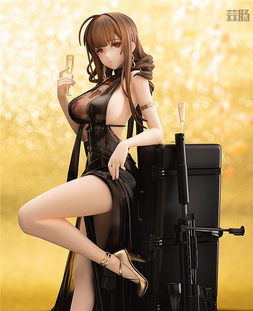 Wonderful Works推出《少女前线》Gd DSR-50最高出价版1/7手办 模玩 第9张
