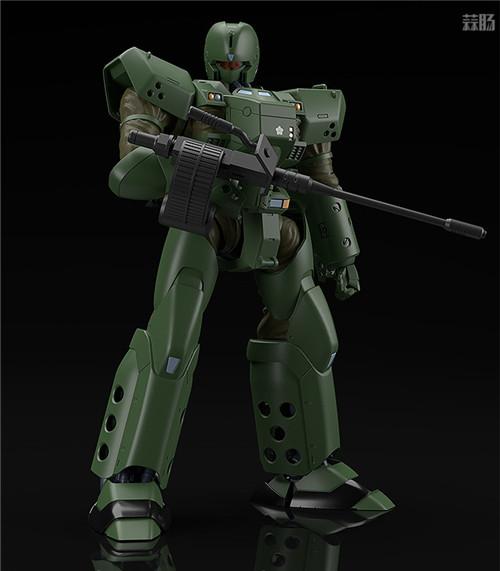 良笑社推出Moderoid《机动警察》ARL-99地狱潜行者1/60模型 模玩 第1张