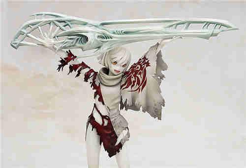 Wing推出《噬神者》希欧1/8手办