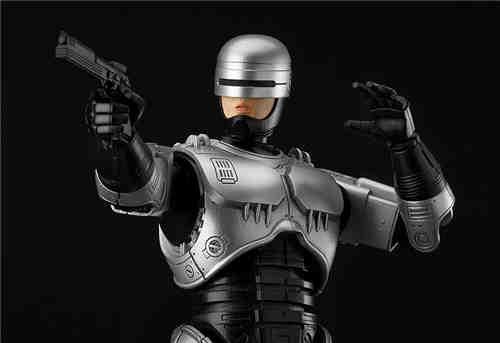 良笑社推出Moderoid《机械战警》机械战警墨菲模型