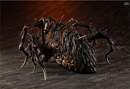 MegaHouse公开《黑暗之魂》魔女克拉格与高等骑士拼装模型 模玩 第6张