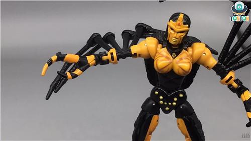 变形金刚Kingdom王国系列毒蜘蛛玩具实物图流出 野兽战争 毒蜘蛛 王国系列 Kingdom 变形金刚 变形金刚  第8张
