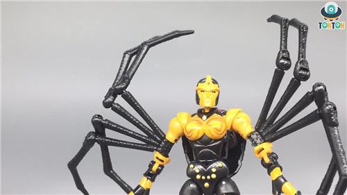 变形金刚Kingdom王国系列毒蜘蛛玩具实物图流出 野兽战争 毒蜘蛛 王国系列 Kingdom 变形金刚 变形金刚  第9张