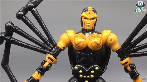 变形金刚Kingdom王国系列毒蜘蛛玩具实物图流出 野兽战争 毒蜘蛛 王国系列 Kingdom 变形金刚 变形金刚  第7张