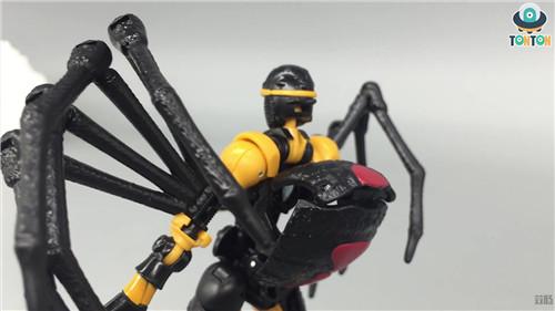 变形金刚Kingdom王国系列毒蜘蛛玩具实物图流出 野兽战争 毒蜘蛛 王国系列 Kingdom 变形金刚 变形金刚  第5张