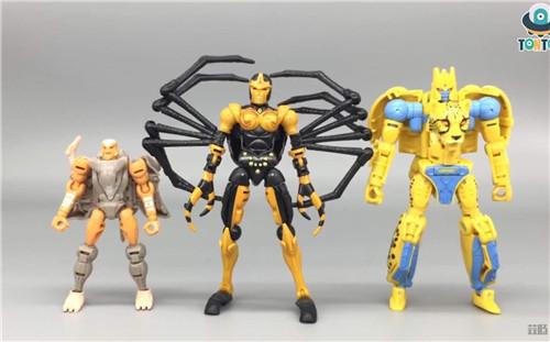 变形金刚Kingdom王国系列毒蜘蛛玩具实物图流出 野兽战争 毒蜘蛛 王国系列 Kingdom 变形金刚 变形金刚  第10张