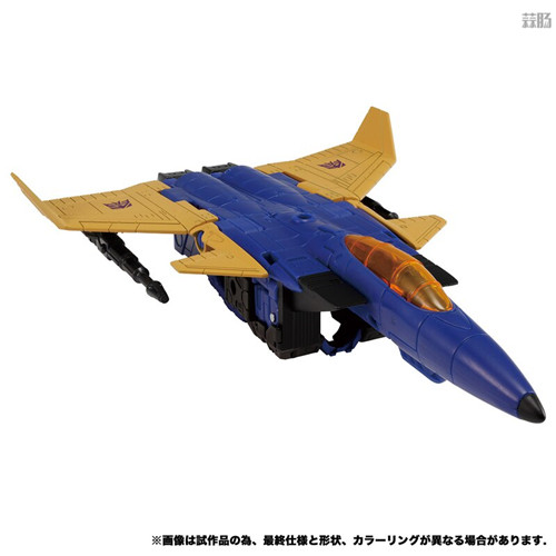 Takara Tomy公开日版变形金刚地出ER EX-19喷气机&挽歌 变形金刚 第4张