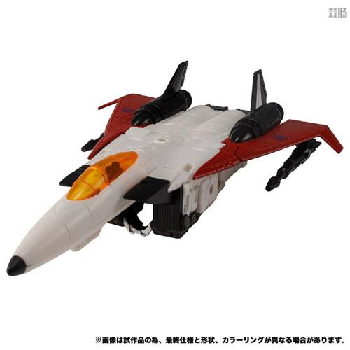 Takara Tomy公开日版变形金刚地出ER EX-19喷气机&挽歌 变形金刚 第6张
