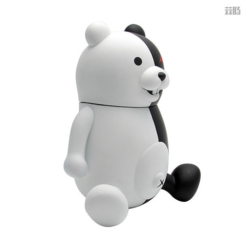 PLM推出《弹丸论破1+2》黑白熊与黑白美公仔 模玩 第6张