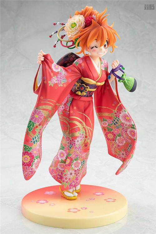 角川推出《秀逗魔导士》30周年莉娜·因巴斯盛装1/7手办 模玩 第2张