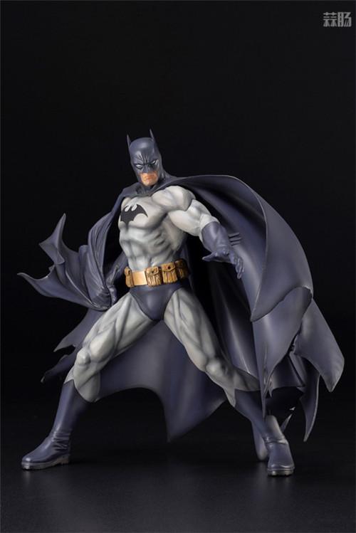 寿屋推出ARTFX《蝙蝠侠:缄默》蝙蝠侠1/6手办 蝙蝠侠 DC漫画 蝙蝠侠:缄默 ARTFX 寿屋 模玩  第1张