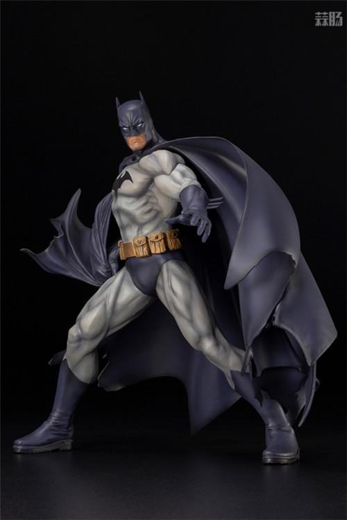 寿屋推出ARTFX《蝙蝠侠:缄默》蝙蝠侠1/6手办 蝙蝠侠 DC漫画 蝙蝠侠:缄默 ARTFX 寿屋 模玩  第7张