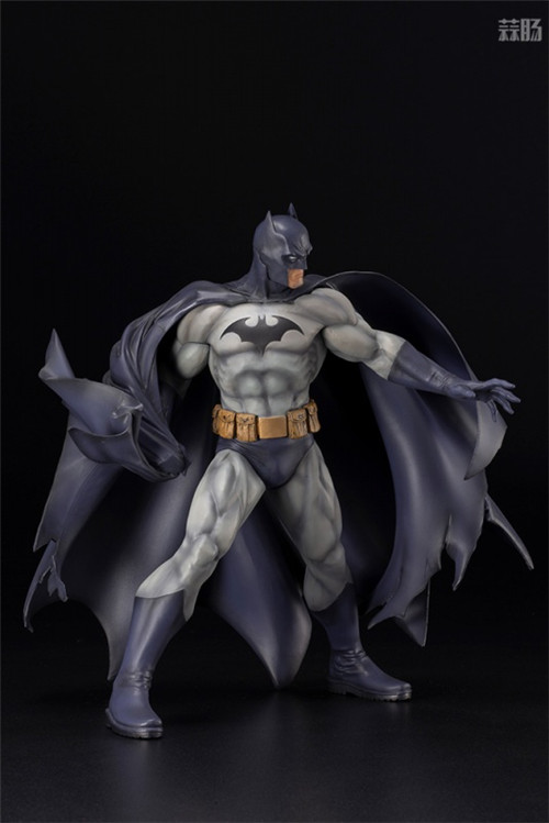寿屋推出ARTFX《蝙蝠侠:缄默》蝙蝠侠1/6手办 蝙蝠侠 DC漫画 蝙蝠侠:缄默 ARTFX 寿屋 模玩  第2张