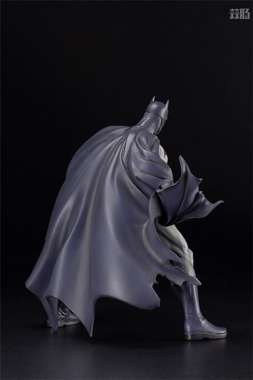 寿屋推出ARTFX《蝙蝠侠:缄默》蝙蝠侠1/6手办 蝙蝠侠 DC漫画 蝙蝠侠:缄默 ARTFX 寿屋 模玩  第3张