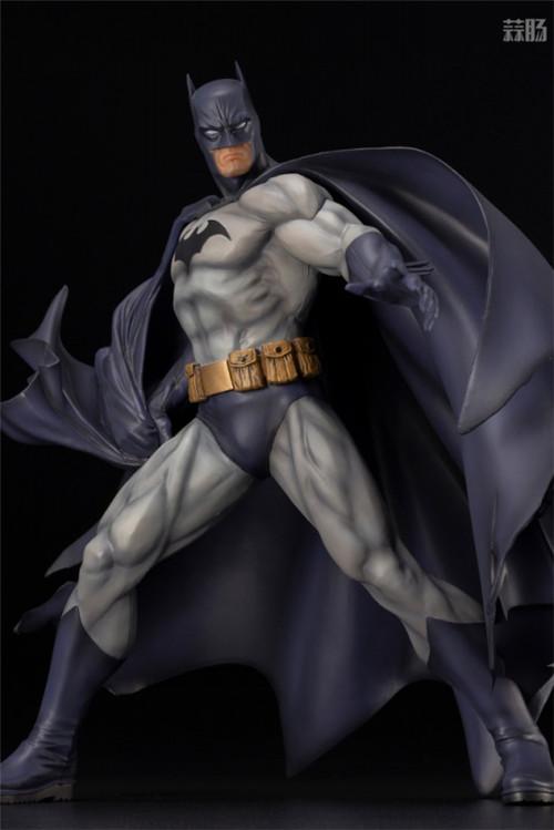 寿屋推出ARTFX《蝙蝠侠:缄默》蝙蝠侠1/6手办 蝙蝠侠 DC漫画 蝙蝠侠:缄默 ARTFX 寿屋 模玩  第6张
