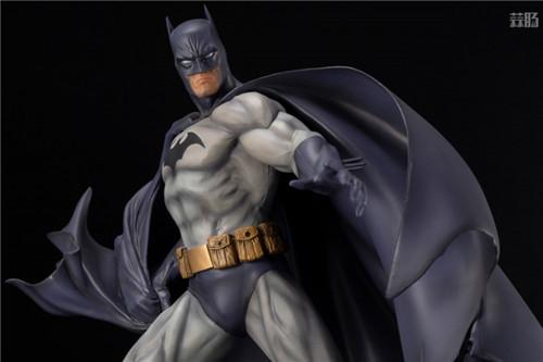 寿屋推出ARTFX《蝙蝠侠:缄默》蝙蝠侠1/6手办 蝙蝠侠 DC漫画 蝙蝠侠:缄默 ARTFX 寿屋 模玩  第9张