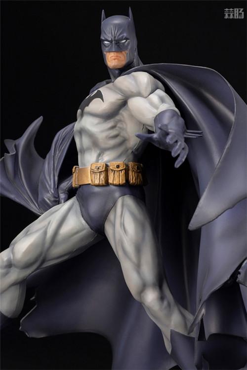 寿屋推出ARTFX《蝙蝠侠:缄默》蝙蝠侠1/6手办 蝙蝠侠 DC漫画 蝙蝠侠:缄默 ARTFX 寿屋 模玩  第8张