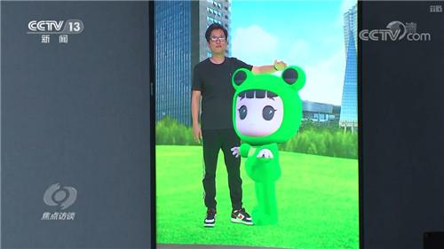 央视《焦点访谈》深度聚焦中国国际动漫节 焦点访谈 漫展 杭州 中国国际动漫节 漫展  第11张