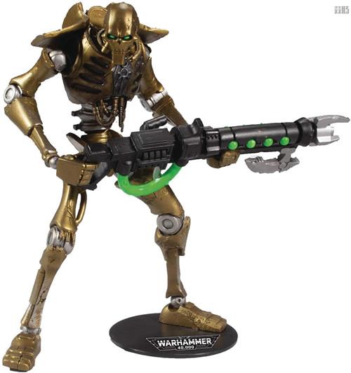 麦克法兰推出《战锤40K》死灵武士可动模型未涂装版 可动模型 死灵武士 太空死灵 战锤40K 麦克法兰 模玩  第6张