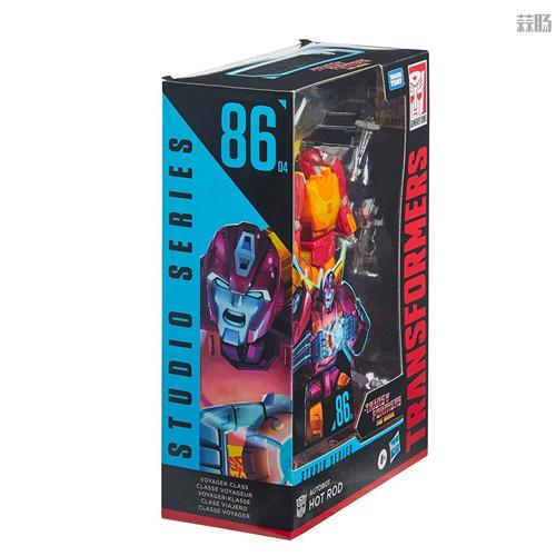 变形金刚Studio Series工作室86大电影热破与爵士官图更新 热破 SS 86 04 爵士 SS 86 01 86大电影 工作室系列 Studio Series 变形金刚 模玩  第5张