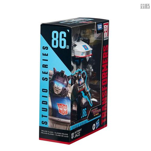 变形金刚Studio Series工作室86大电影热破与爵士官图更新 热破 SS 86 04 爵士 SS 86 01 86大电影 工作室系列 Studio Series 变形金刚 模玩  第9张