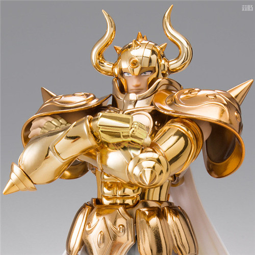 万代推出圣衣神话EX原始配色版金牛座阿尔德巴朗 阿尔德巴朗 金牛座 圣衣神话EX 万代 模玩  第1张