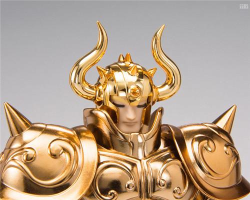万代推出圣衣神话EX原始配色版金牛座阿尔德巴朗 阿尔德巴朗 金牛座 圣衣神话EX 万代 模玩  第6张