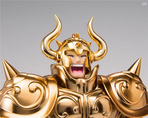 万代推出圣衣神话EX原始配色版金牛座阿尔德巴朗 阿尔德巴朗 金牛座 圣衣神话EX 万代 模玩  第7张