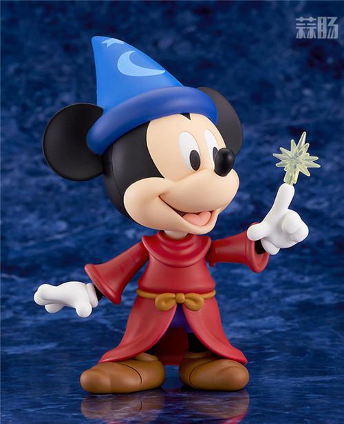 良笑社推出米奇幻想曲版粘土人 幻想曲 米奇 迪士尼 1503 GSC 良笑社 模玩  第1张