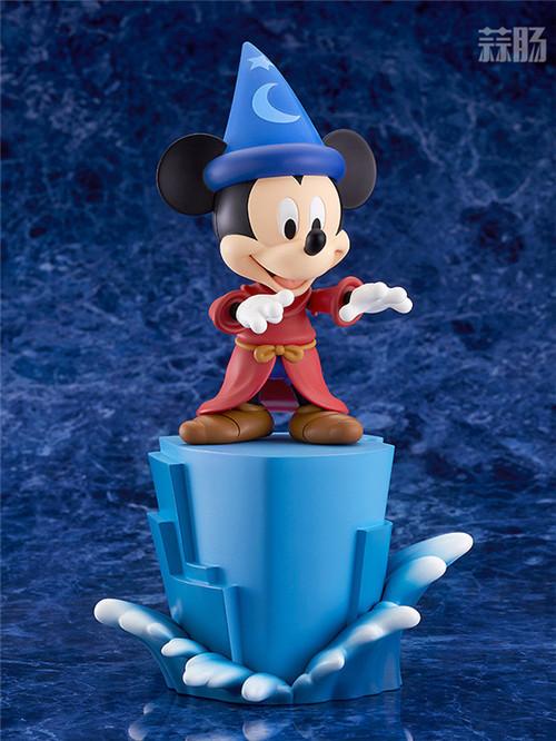 良笑社推出米奇幻想曲版粘土人 幻想曲 米奇 迪士尼 1503 GSC 良笑社 模玩  第3张